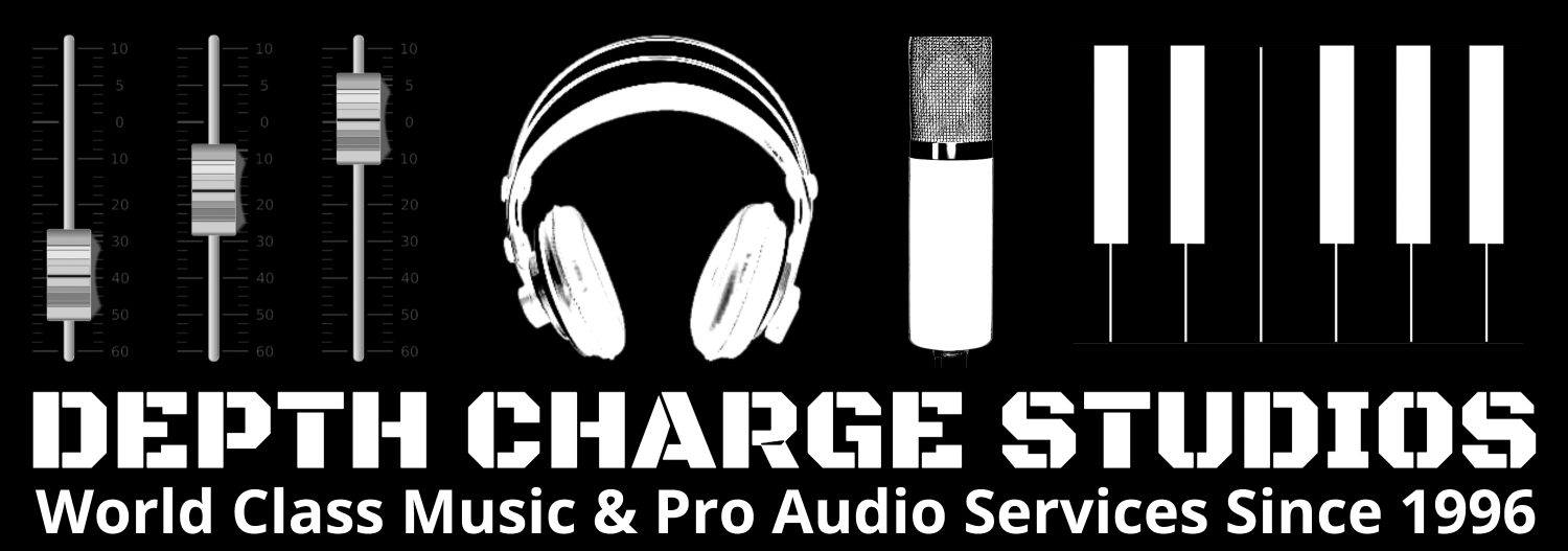 Studio B | The Depth Charge Recording Group
